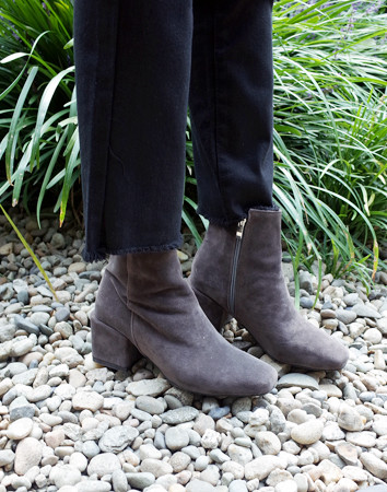 trifling simple ankle-boots
