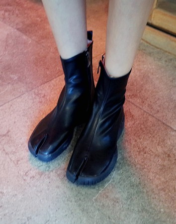 maze subject rubber-boots